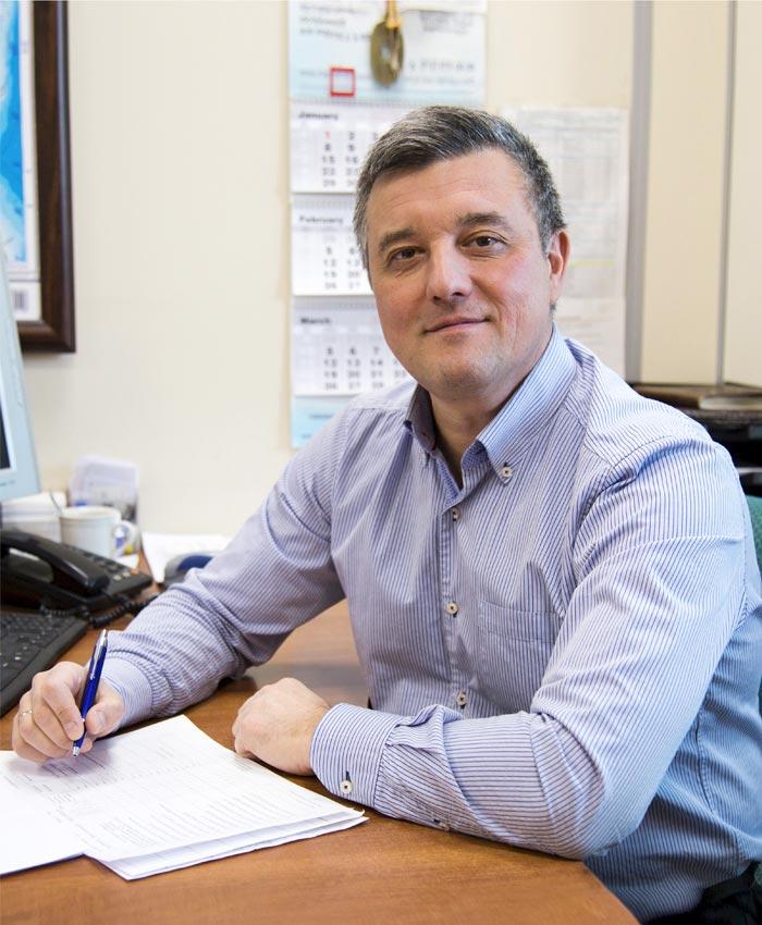 Байкеев Равиль Ильгизович - Зам. ген. директора
