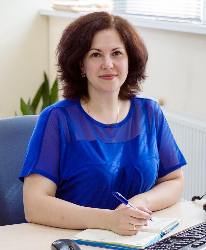 Круглова Наталья Владимировна - Менеджер