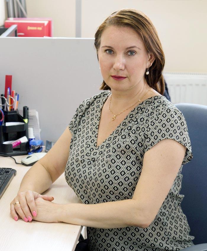 Котельникова Надежда Юрьевна - Менеджер