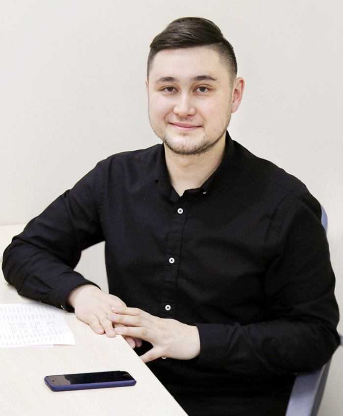 Зеленин Владимир Анатольевич - Менеджер