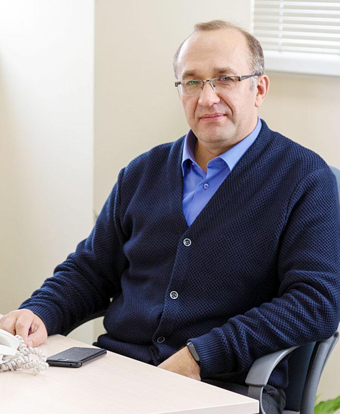 Данилов Олег Михайлович - Менеджер