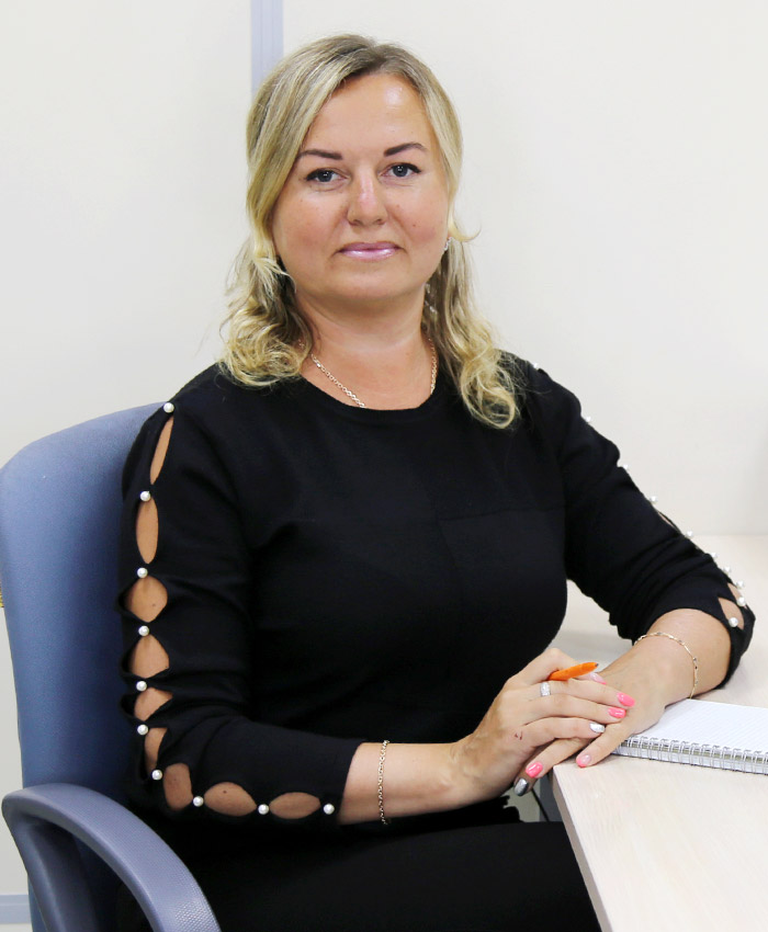 Шепшелева Елена Анатольевна - Менеджер